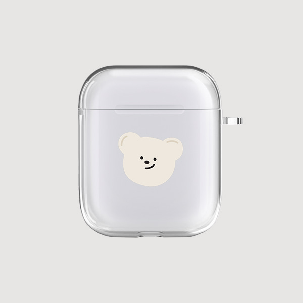 AIR PODS 투명 / 윌슨-056